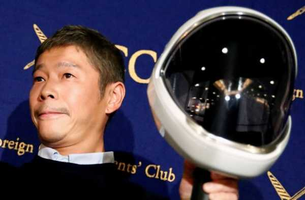 Japanese billionaire Yusaku Maezawa has scrapped his search