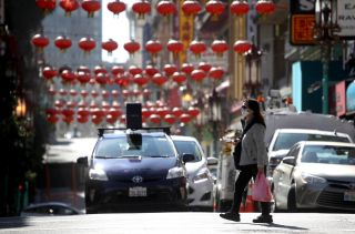 Chinatown in San Francisco. The city announced a public health emergency due to fears of coronavirus on Feb. 25