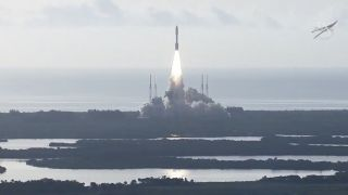 NASA's Mars Perseverance rover launched atop an Atlas V rocket at 7:50 a.m. EDT (4:50 PDT) on July 30.