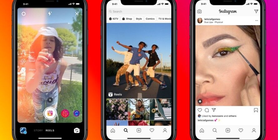New features appeared on Instagram: shopping service and short videos