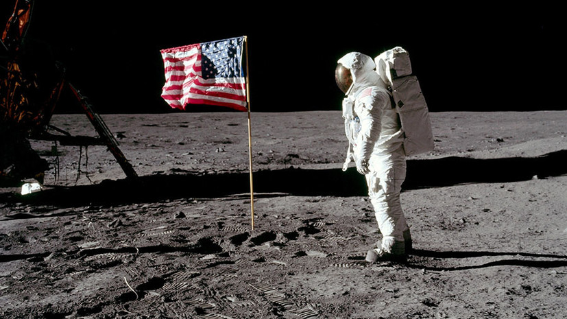 Star-striped landing: why in the United States do not exclude the possible sending of the military into space.