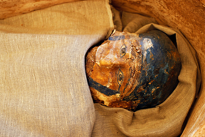 Found 400 years ago, mummies had a CT scan.