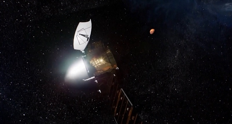 Why are satellites made of metal and not wood?