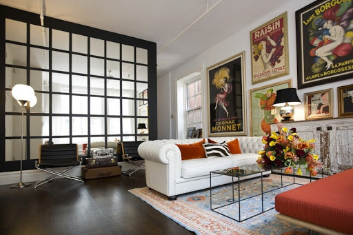 How easy it is to diversify the interior