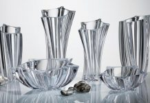 Glass or crystal: which utensils to choose?