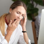 Sleep deprivation in women leads to accelerated aging