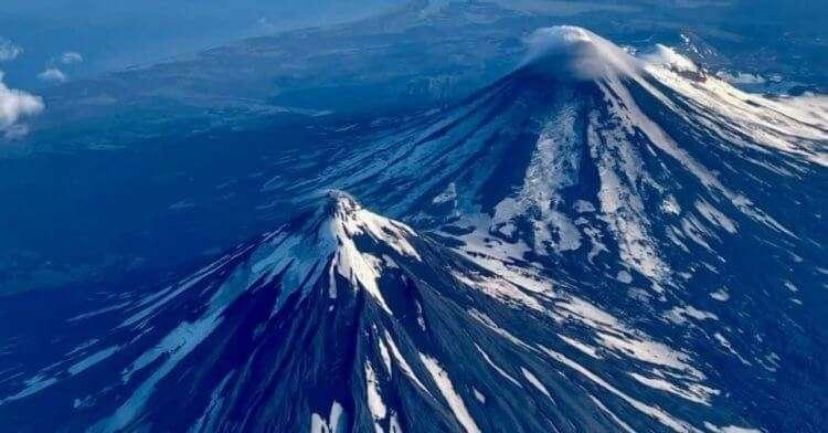 Rare natural phenomenon: three Volcanic eruptions in Alaska
